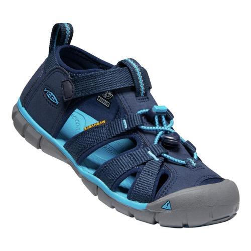 KEEN Kids Seacamp II CNX Sandals Iris_blue