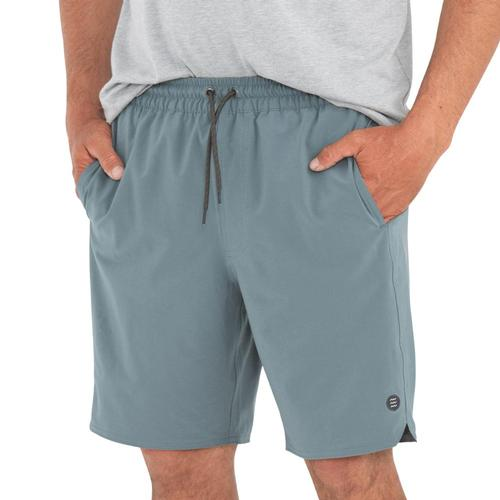 Free Fly Men's Lined Swell Shorts Blue101