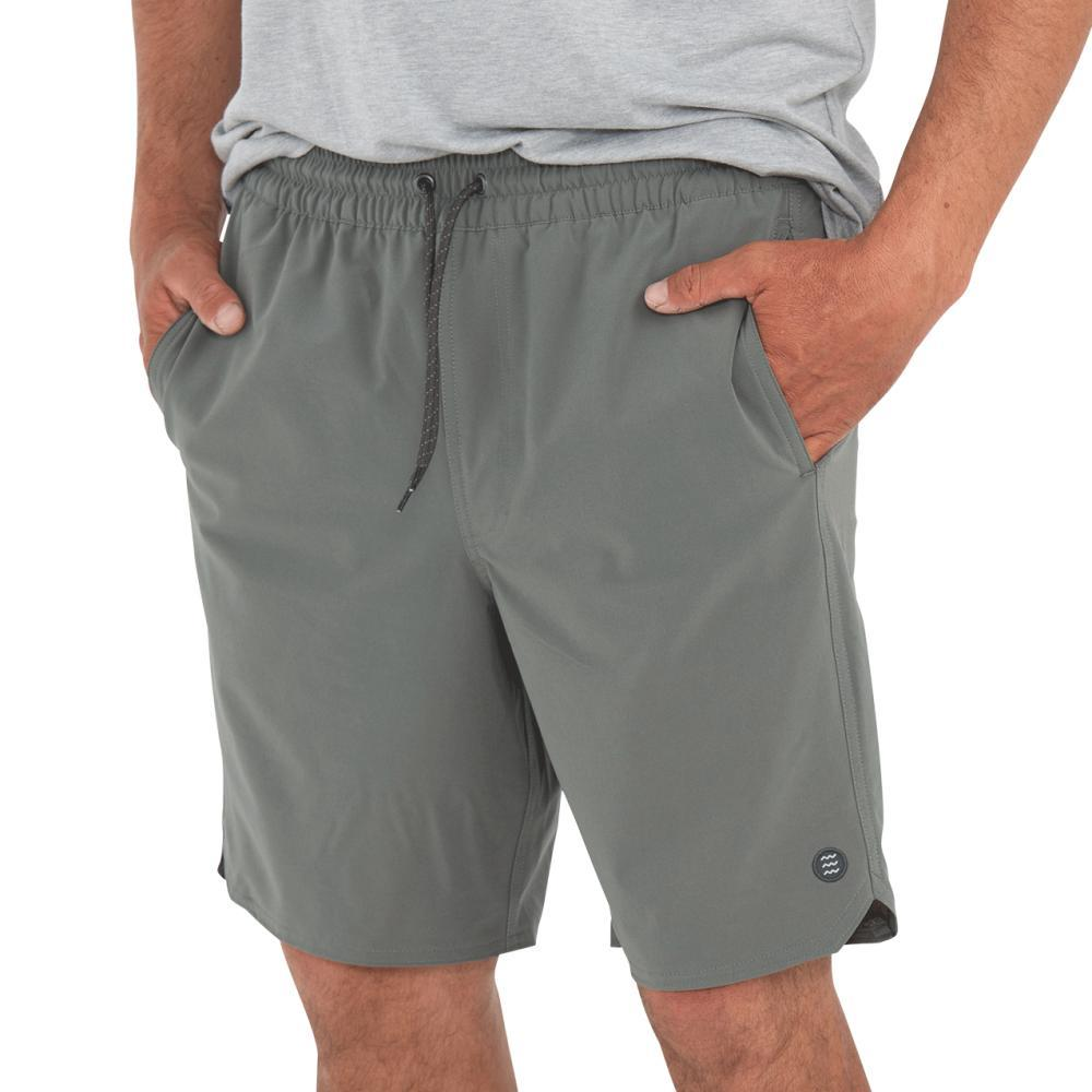 Free Fly Men's Lined Swell Shorts SMOKE103