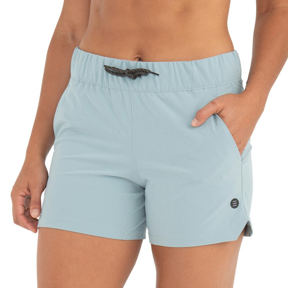 Free Fly Women's Swell Shorts COASTALSAGE_102