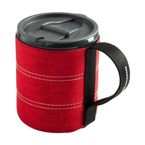 GSI Outdoors Infinity Backpacker Mug Red