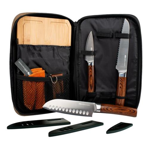 GSI Outdoors RAKAU Knife Set