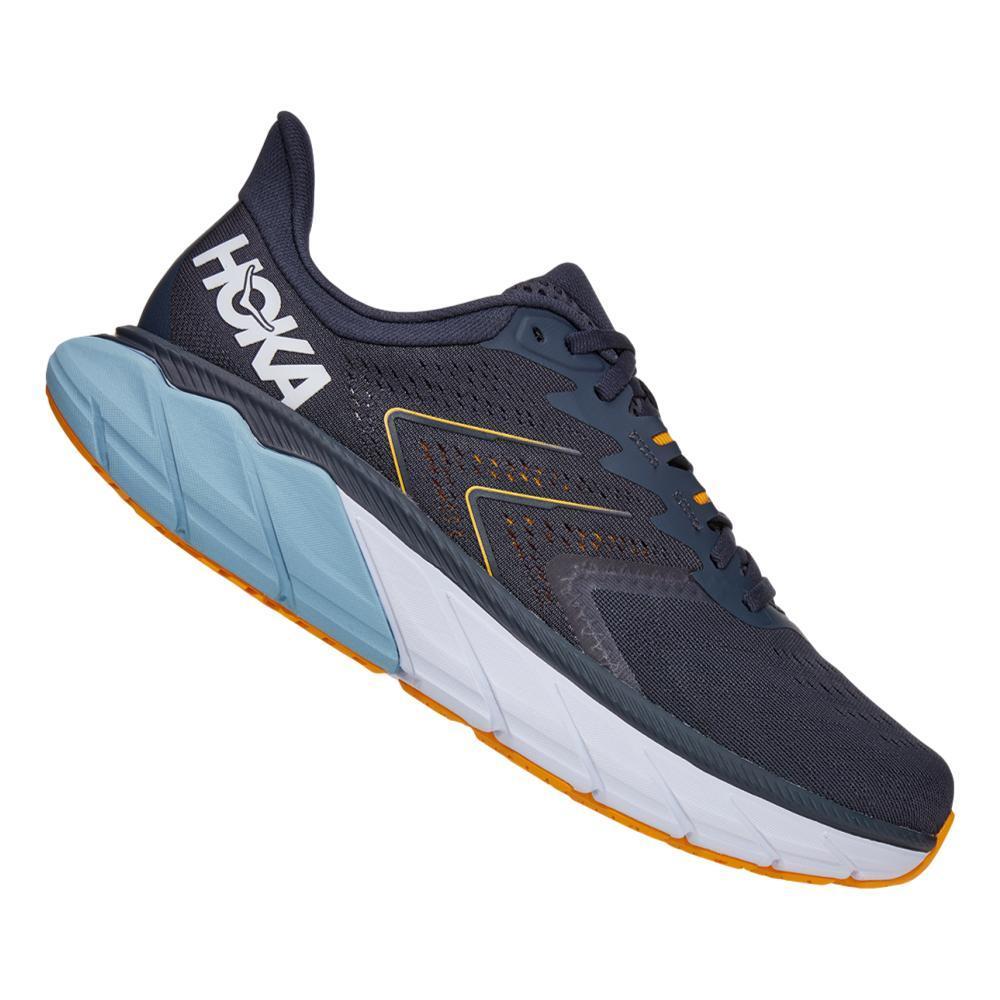 HOKA ONE ONE Men's Arahi 5 Running Shoes OMBLU.BLFG_OBBF