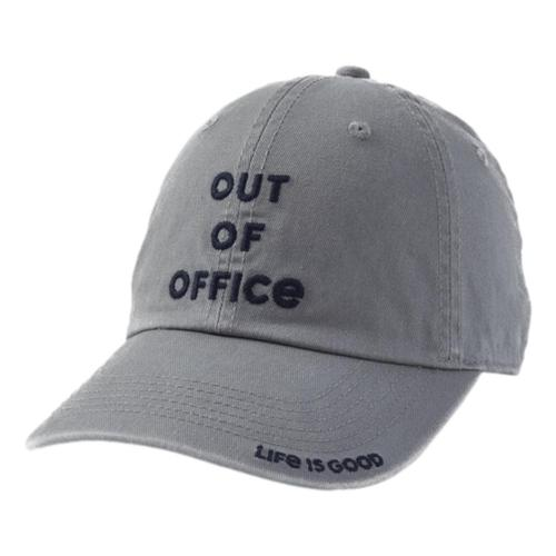 Life is Good Out of Office Chill Cap Slategray