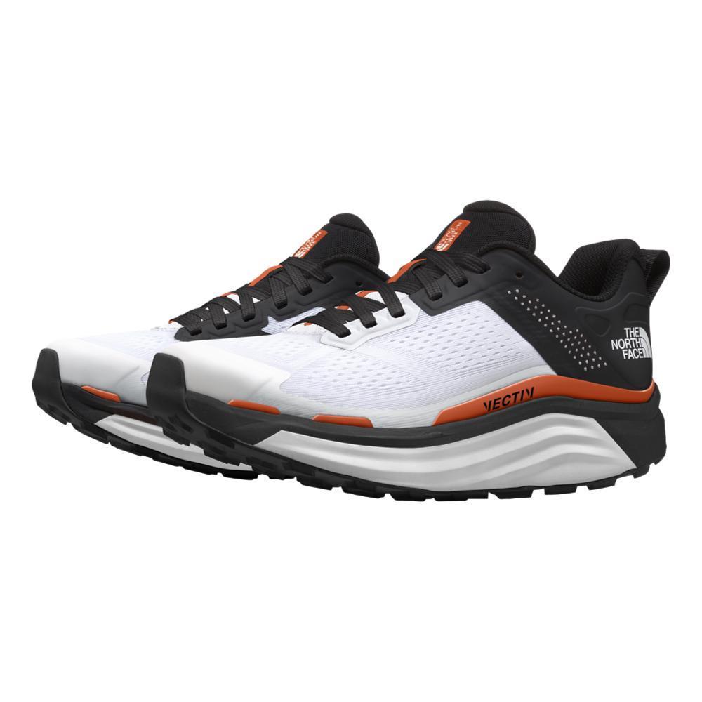 The North Face Men's VECTIV Enduris Trail Running Shoes WHT.BLK_LA9