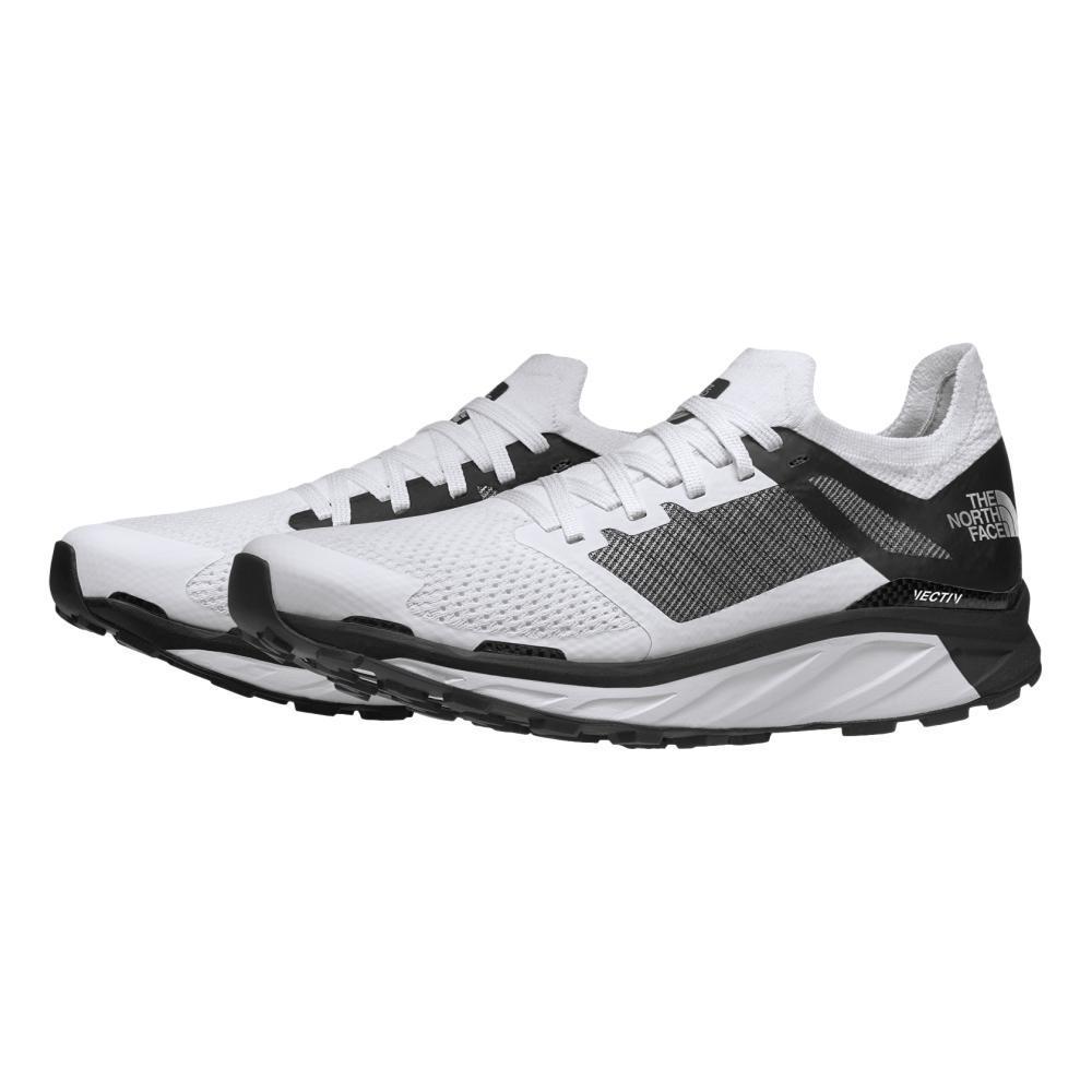The North Face Women's Flight VECTIV Trail Running Shoes WHT.BLK_LA9