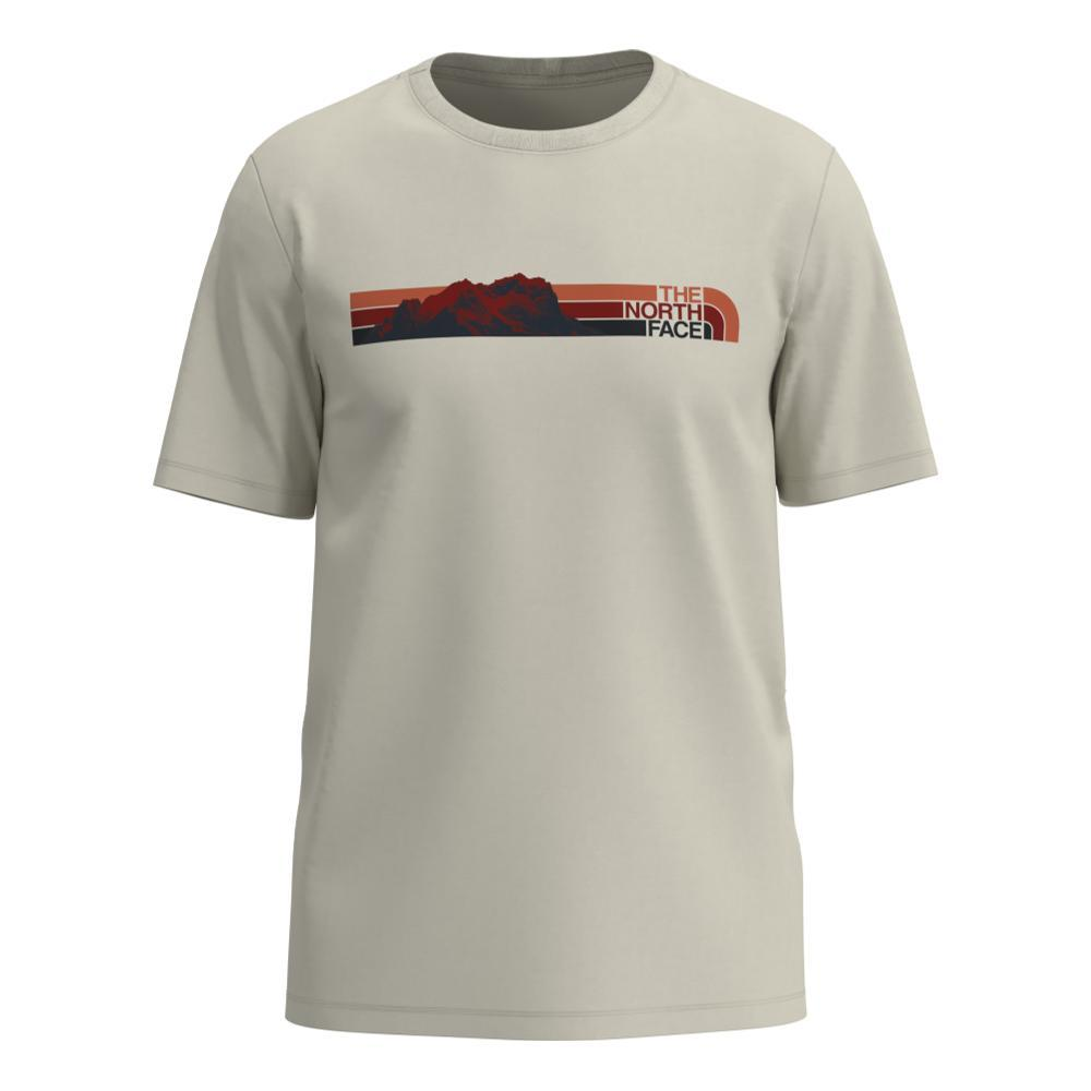 The North Face Men's Short Sleeve Logo Play Tee WHITE_11P