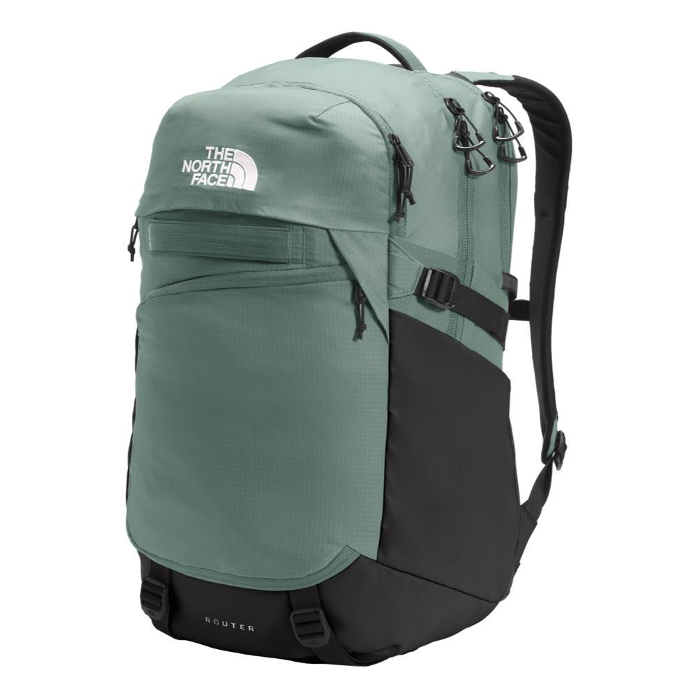 The North Face Router 40L Pack GREENB_GCC