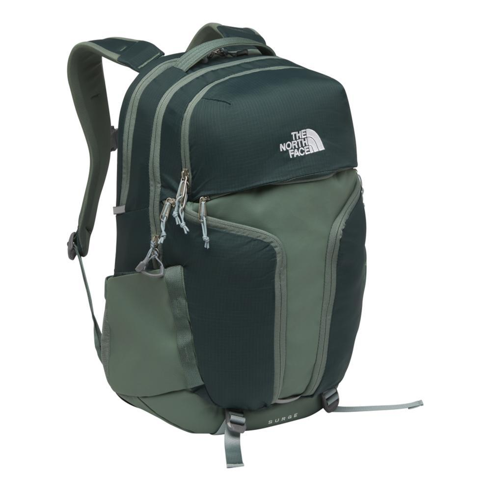 The North Face Women's Surge Backpack GREENS_17N