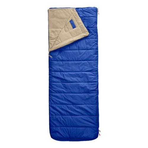 The North Face Eco Trail Bed 20 Sleeping Bag - Long Tnfblu_twbeig_pt3