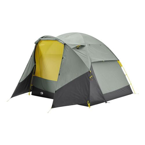 The North Face Wawona 4P  Tent Agvgrn_asfltgry_y10