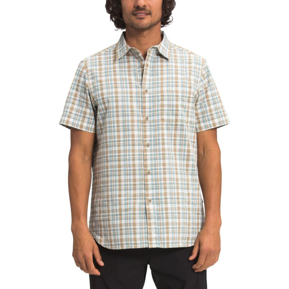 The North Face Men's Short Sleeve Hammetts Shirt II KHAKI_092