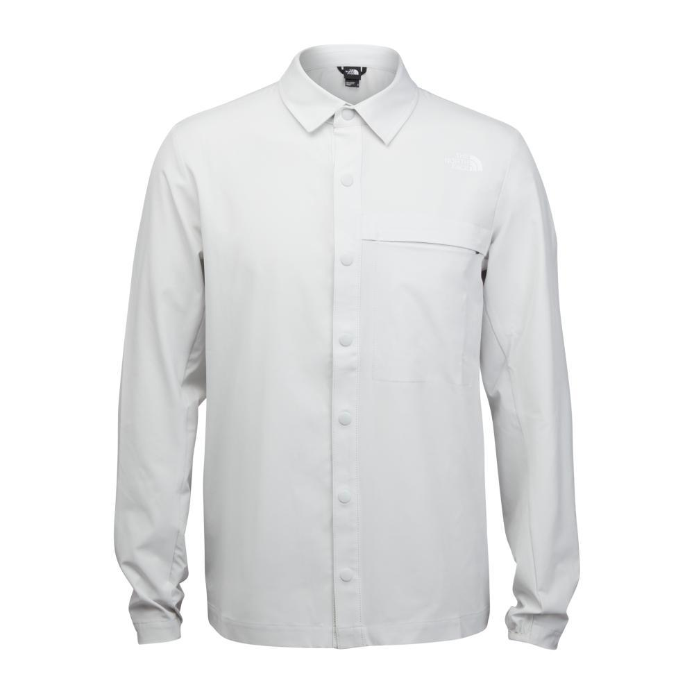 The North Face Men's First Trail Long Sleeve Shirt GREY_9B8