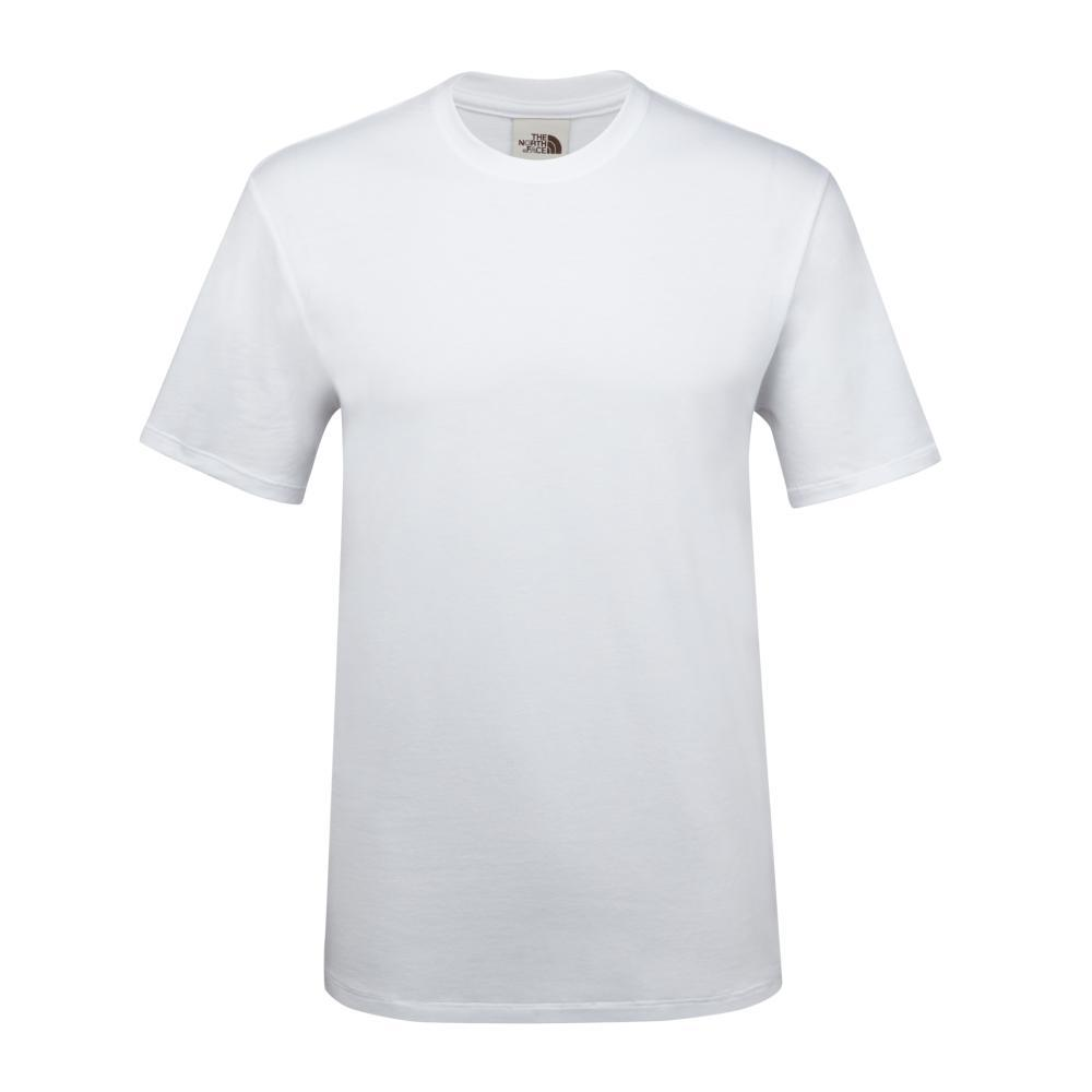 The North Face Men's Best Tee Ever WHITE_FN4