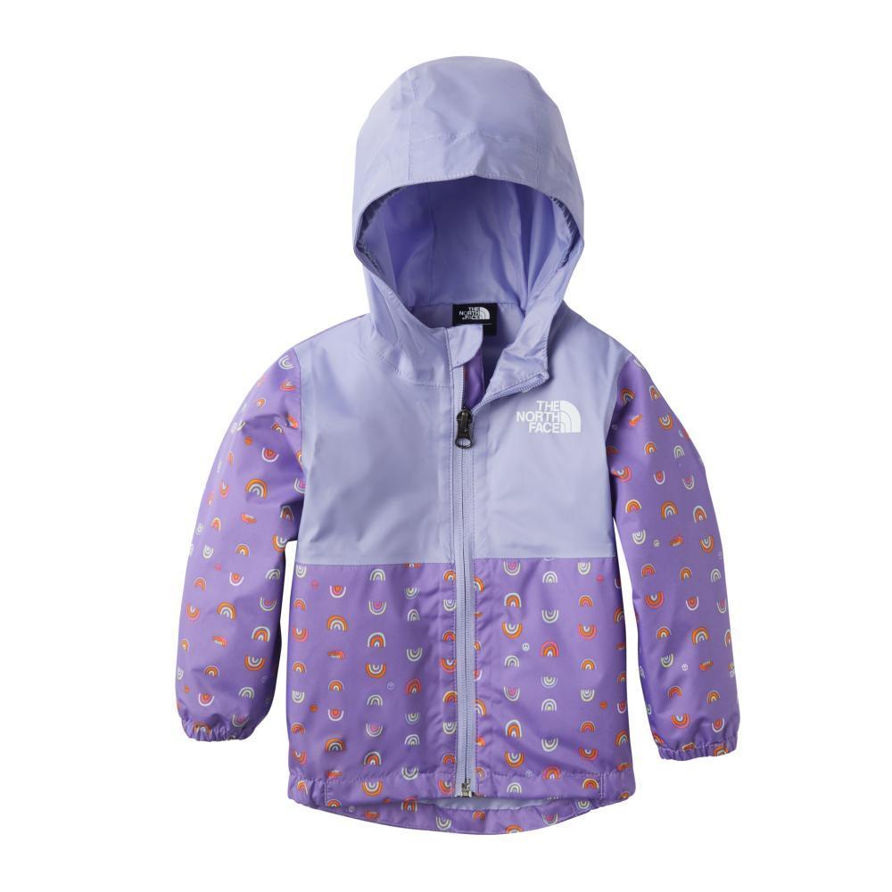 The North Face Infant Zipline Rain Jacket PURPLE059