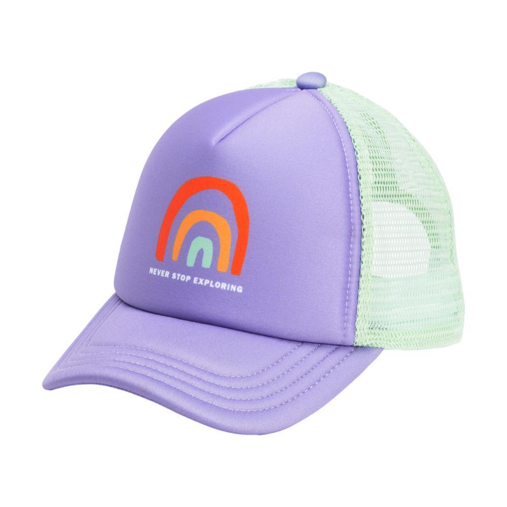 The North Face Littles Trucker Hat PURPLEWQ7