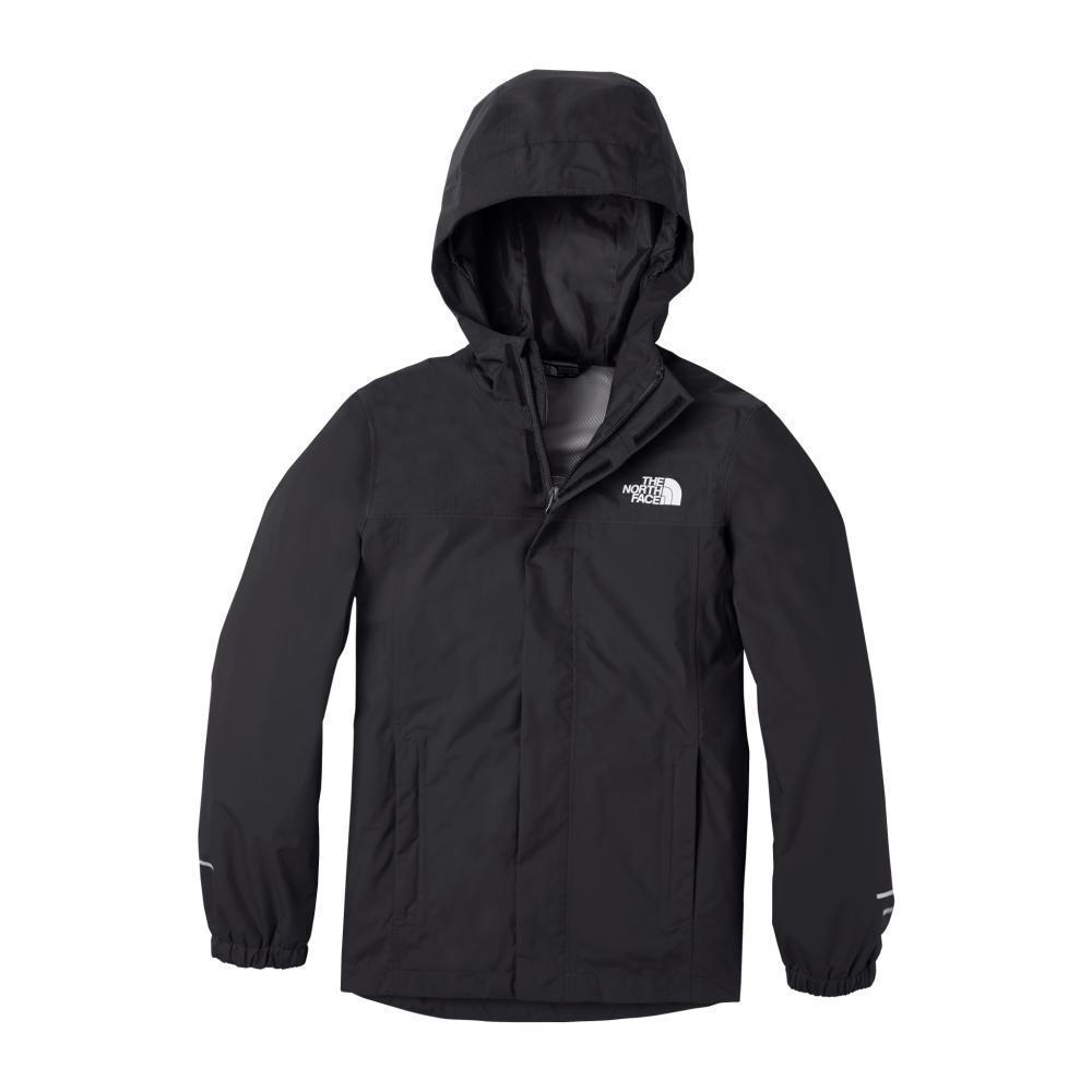 The North Face Boys Resolve Reflective Jacket TNFBLKJK3