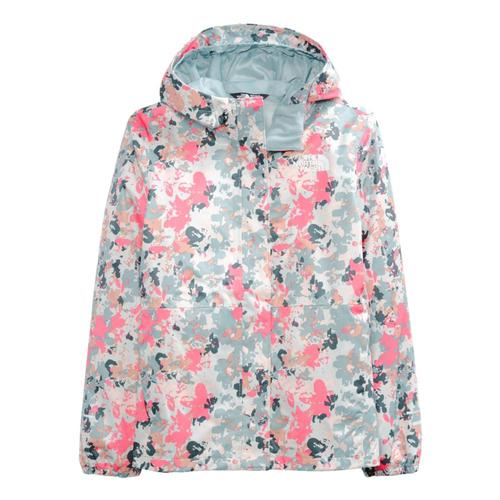 The North Face Girls Resolve Reflective Jacket Floral0ea