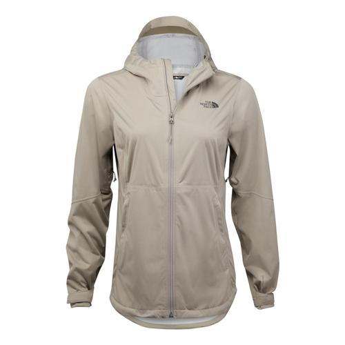The North Face Women's Allproof Stretch Jacket Mineralgrey_vq8