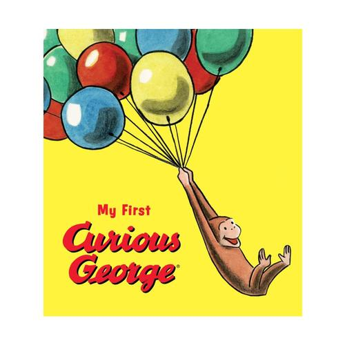 My First Curious George by H. A. Rey