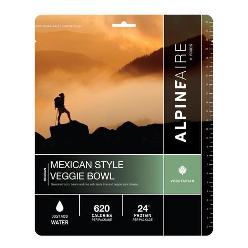 Alpine Aire Mexican Style Veggie Bowl Mex.Veg.Bowl