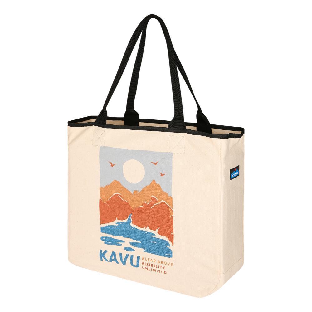 KAVU Totes Organic Bag MOUNT_1407
