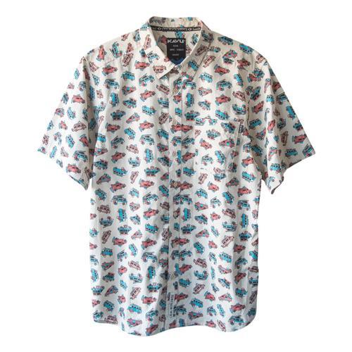 KAVU Men's Festaruski Shirt Van_1378