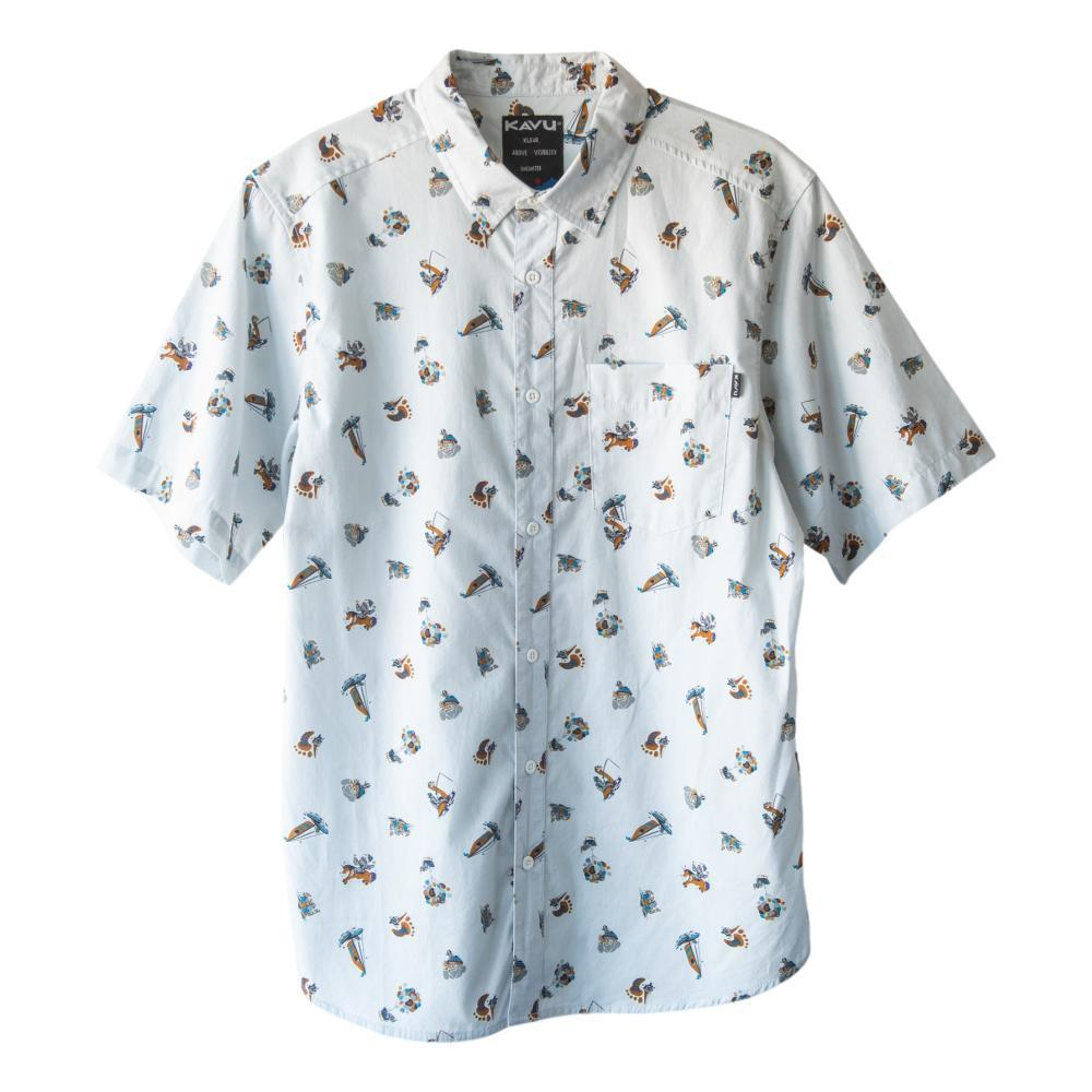 KAVU Men's The Jam Short Sleeve Shirt SUMSASQ_1377