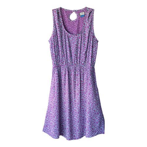 KAVU Women's Simone Dress Plum_1478