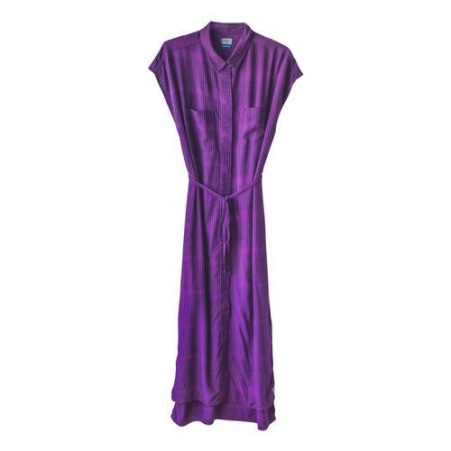 KAVU Women's La Paz Dress Plumbeach_1395