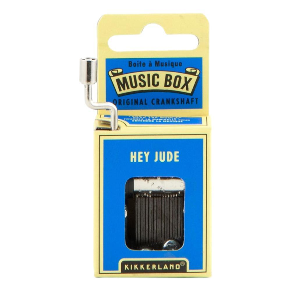 Kikkerland Hey Jude Crank Music Box