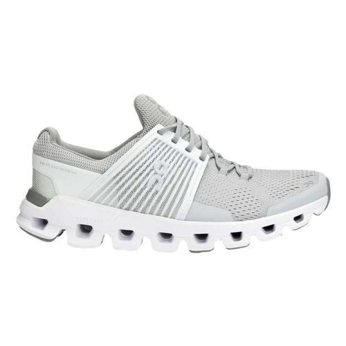 On Women's Cloudswift Running Shoes Glacr.Wht