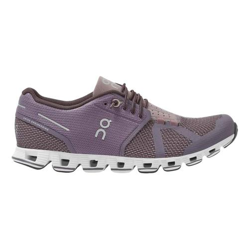 On Women's Cloud Running Shoes Shark.Pbl