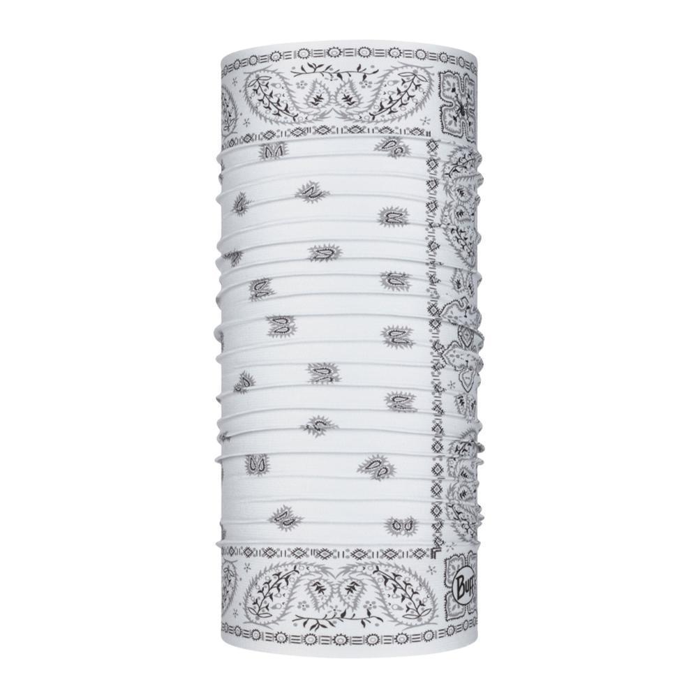 BUFF Original CoolNet UV+ Insect Shield Multifunctional Headwear - Santana Grey SANTANAGRE