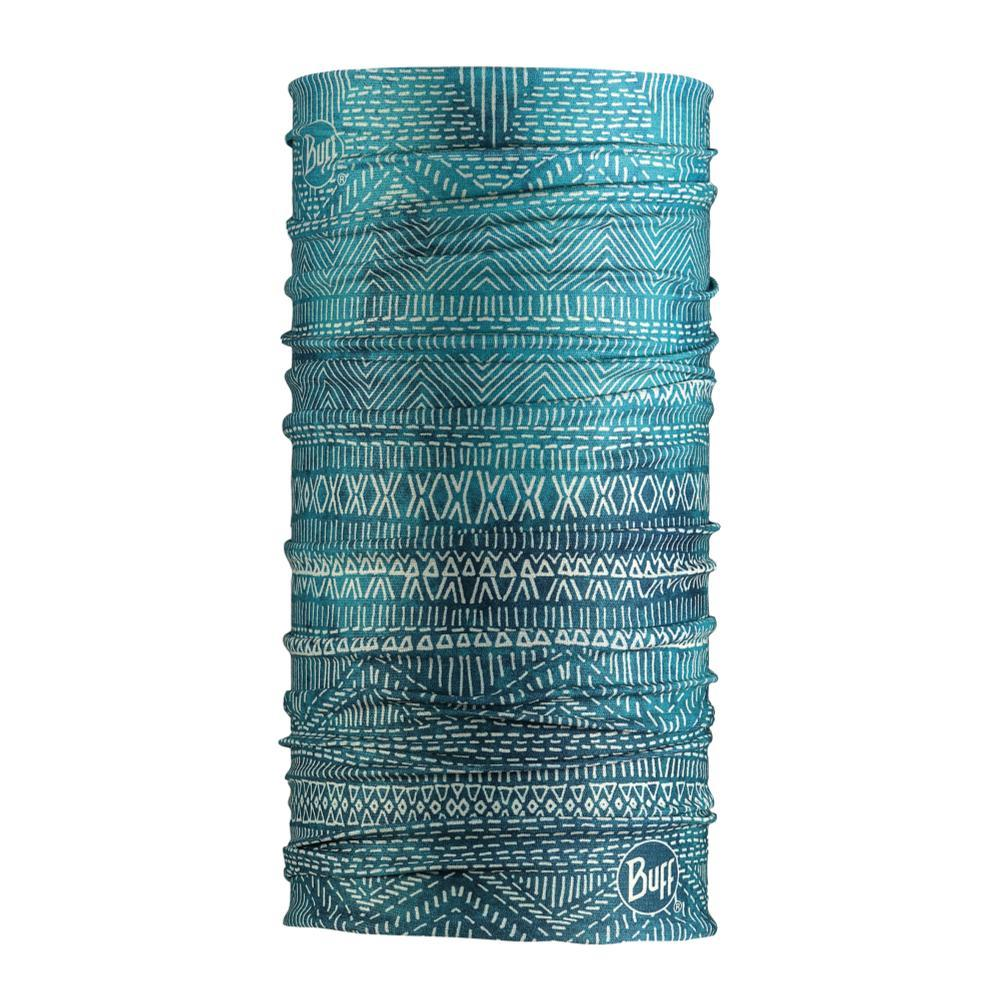 BUFF Original CoolNet UV+ Insect Shield Multifunctional Headwear - Hatch Teal HATCHTEAL