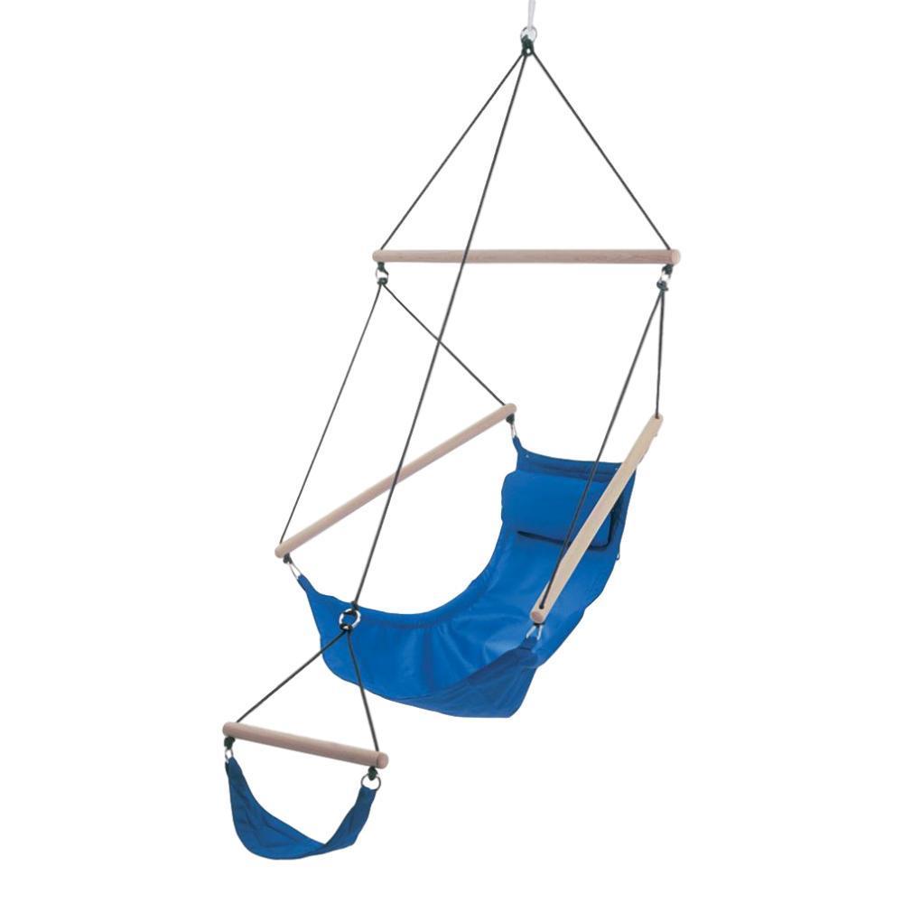 Byer of Maine Amazonas Swinger Hanging Chair BLUE
