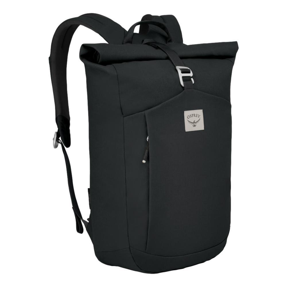 Osprey Arcane Roll Top Backpack STONEBLACK