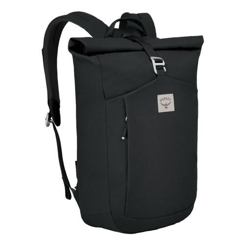 Osprey Arcane Roll Top Backpack Stoneblack