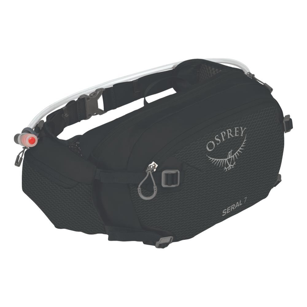 Osprey Seral 7 Lumbar Pack BLACK