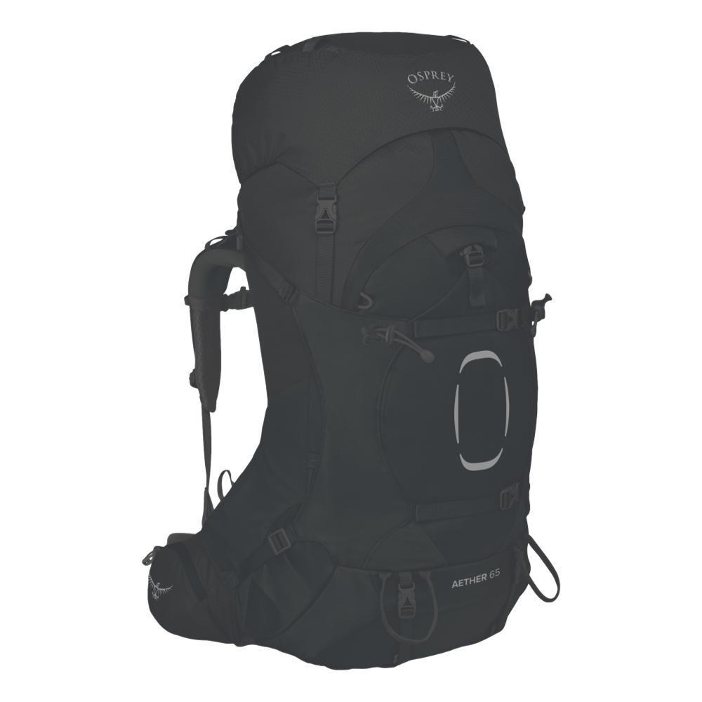 Osprey Men's Aether 65 Pack - L/XL BLACK