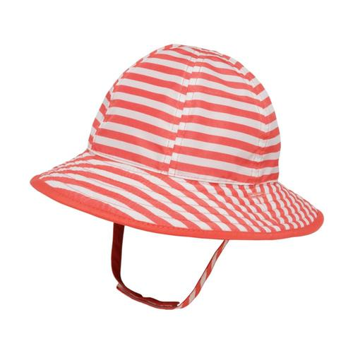 Sunday Afternoons Infant SunSkipper Bucket Hat Coralstrp