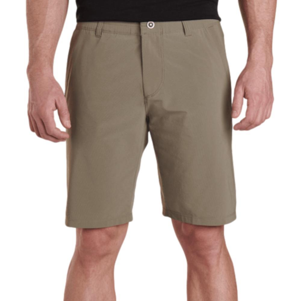 KUHL Men's Navigatr Shorts - 10in WALNUT_WA