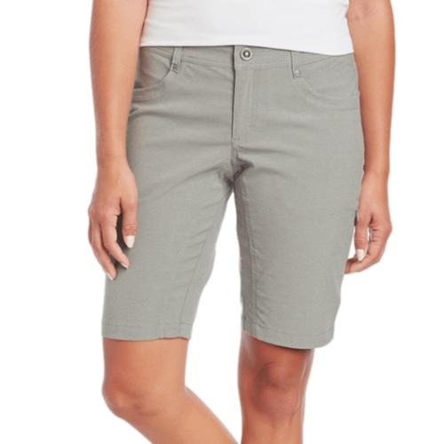 KUHL Women's Trekr Shorts - 11in Stone_sto