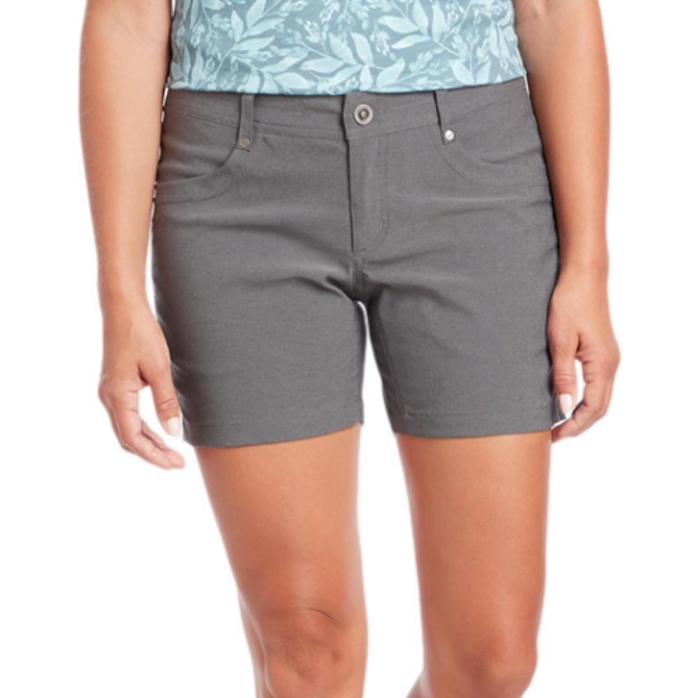 KUHL Women's Trekr Shorts - 5.5in CHARCOAL_CH