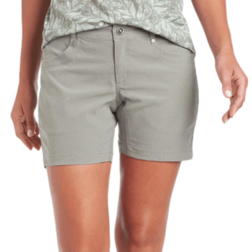 KUHL Women's Trekr Shorts - 5.5in STONE_STO