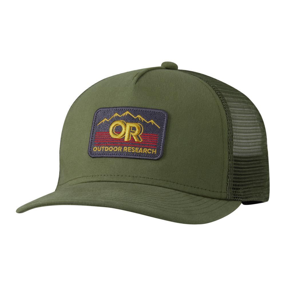 Outdoor Research Advocate Trucker Cap LODEN_1943