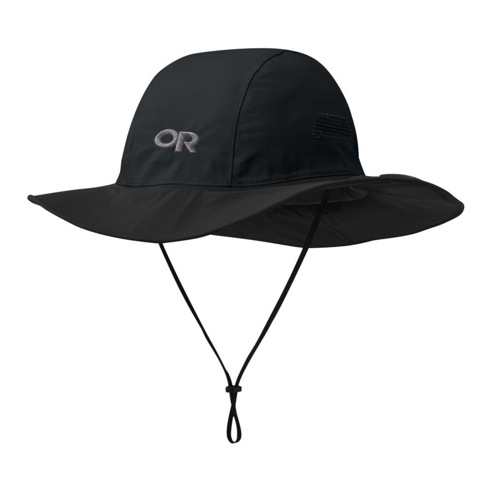 Outdoor Research Seattle Sombrero BLACK_0001