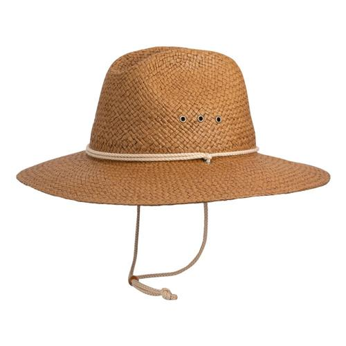 Pistil Men's Carve Sun Hat Tobacc_tob