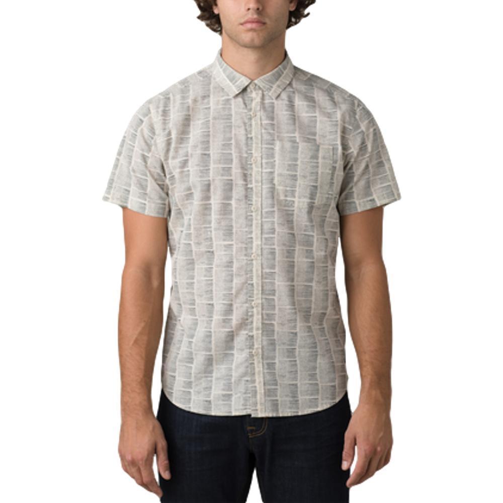 prAna Men's Roots Studio Shirt - Slim CANVAS