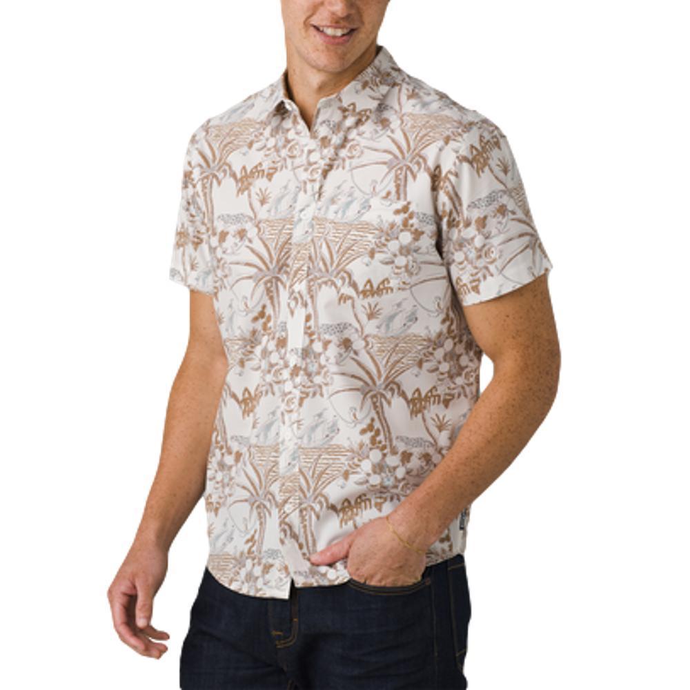 prAna Men's Stimmersee Shirt - Slim CANVAS